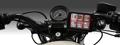 PV-1B for Harley Davidson with Delphi J 1850 ECU